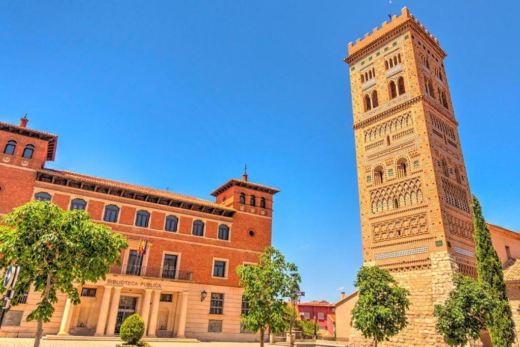 Teruel - Perła mudejarowej architektu
