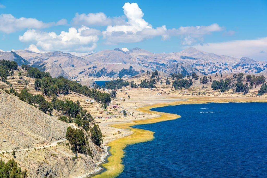 Peru Atrakcje: Jezioro Titicaca