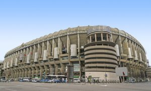 Real Madryt ma swój stadion prawie w samym centrum miasta // HIspanico.pl