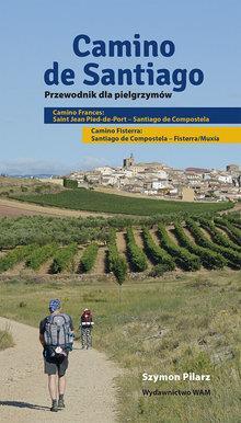 """Książka """"Camino de Santiago - przewodnik dla pielgrzymów"""" // Hispanico.pl"""