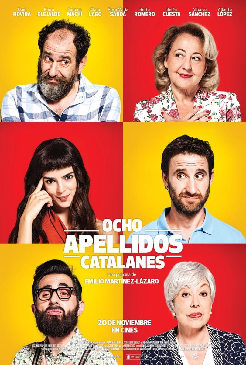 Film Jak zostać Katalonką? (2015)   Najlepsze hiszpańskie komedie // Hispanico.pl