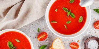 GAZPACHO - Przepis na Gazpacho - Chłodnik pomidorowy po hiszpańsku // Hispanico.pl