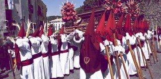 Obchody Semana Santa w Hiszpanii // Hispanico.pl