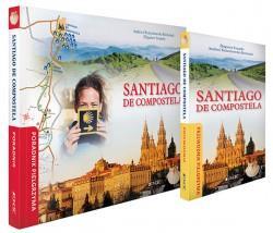 """Książka """"Santiago de Compostela - Poradnik i przewodnik pielgrzyma"""" // Hispanico.pl"""