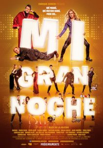Film Ta noc jest moja // Hispanico.pl