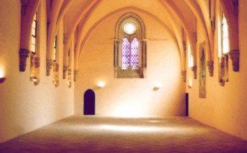 Kamienny Klasztor w Aragonii // Hispanico.pl