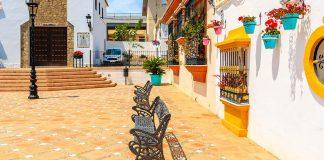 Estepona - Miasto kwiatów (Andaluzja, Hiszpania)