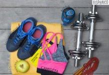 Hiszpańska Tapeta na pulpit - Fitness // Hispanico.pl