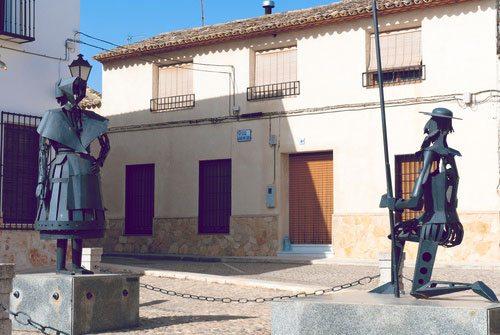 Wspólnota autonomiczna Kastylia-La Mancha // Hispanico.pl