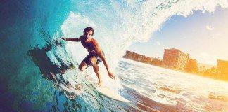 Najlepsze plaże do surfowania w Hiszpanii // Hispanico.pl