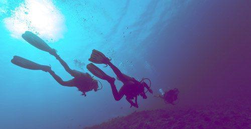 Gdzie się wybrać na nurkowanie w Hiszpanii? // Hispanico.pl