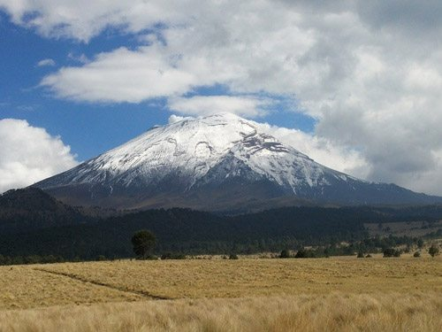 Zatrważające wulkany w Ameryce Łacińskiej // Hispanico.pl