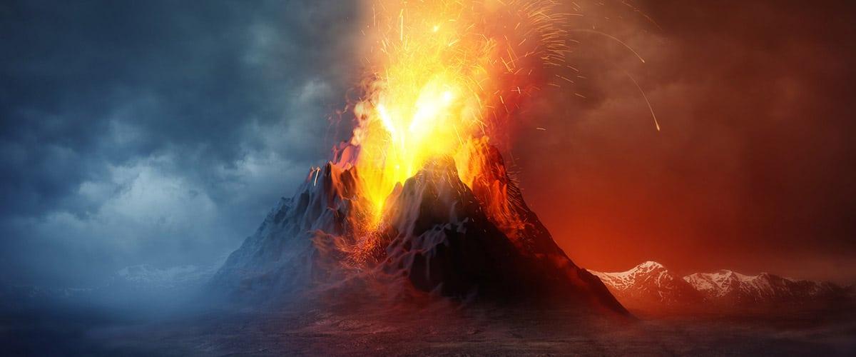 Wulkany w Ameryce Południowej // Hispanico.pl