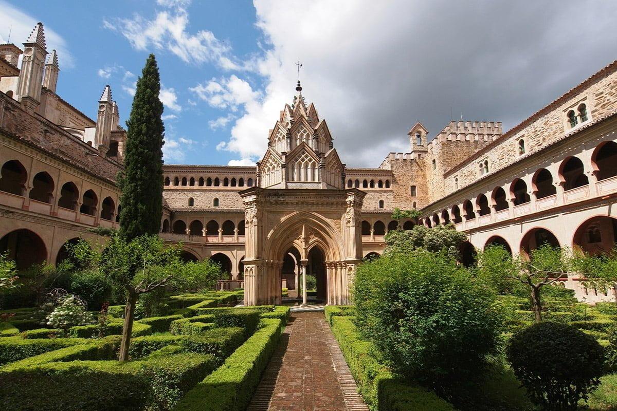 Klasztor w Guadalupe