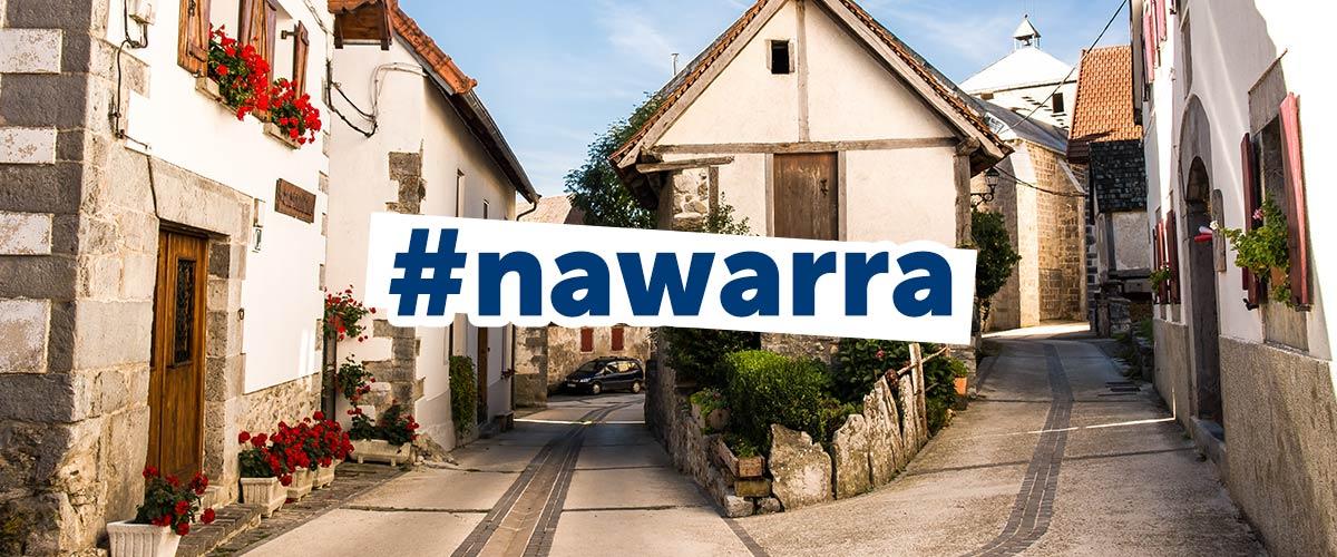 Hiszpania - Nawarra to Wspólnota Autonomiczna Hiszpanii położona na północy tego kraju. Kiedyś część Królestwa Nawarry obejmowała także rejony dzisiejszego Kraju Basków.