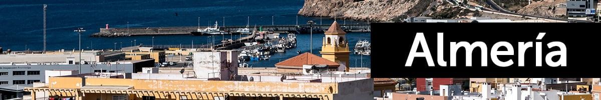Almería, Hiszpania