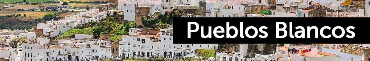 Ruta de los Pueblos Blancos, Hiszpania