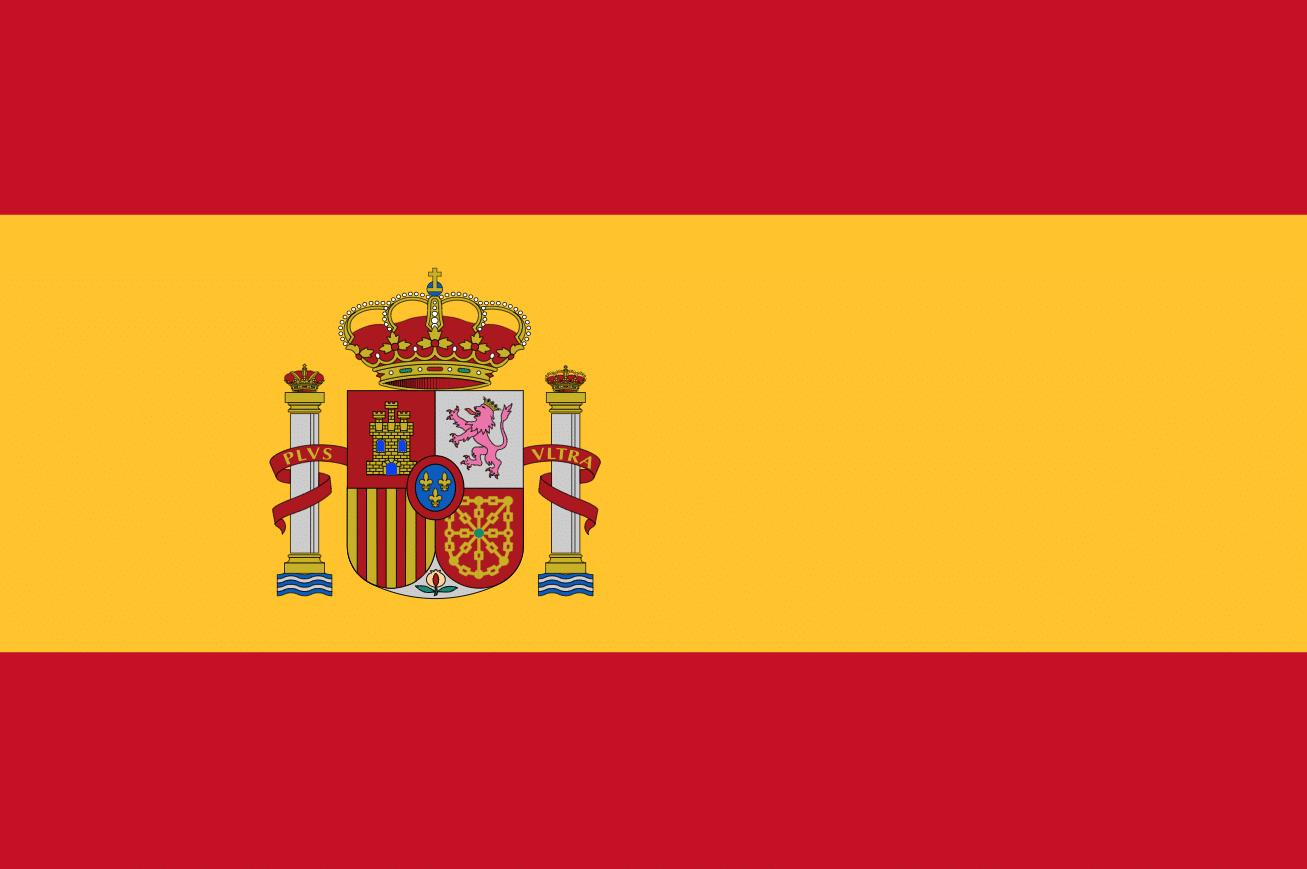 Flaga Hiszpanii - jak wygląda hiszpańska flaga? Ciekawostki - Hiszpania // Hispanico.pl