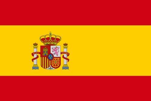 Flaga Hiszpanii // Hispanico.pl