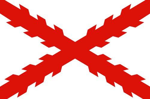 Krzyż Burgundzki // Hispanico.pl