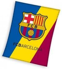 Gadżety FC Barcelona, koc // Hispanico.pl