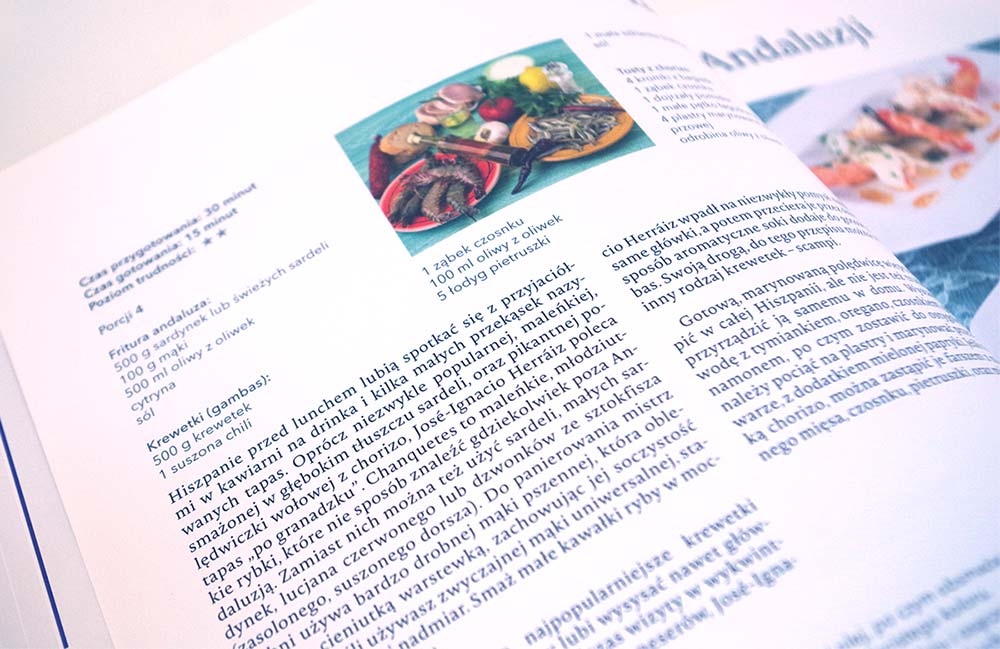 "Książka ""Kuchnia hiszpańska"" - ciekawostki kulturowe nt. dania // Hispanico.pl"