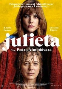 Film Pedro Almodóvara - Julieta // Hispanico.pl