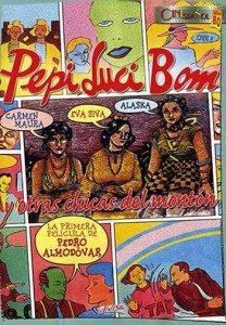 Film Pedro Almodóvara - Pepi, Luci, Bom i inne dziewczyny z dzielnicy // Hispanico.pl
