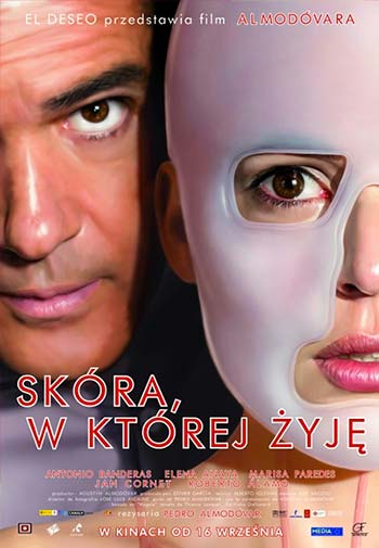 Skóra w której żyję (2011) Film | Hiszpańskie filmy Almodóvara // Hispanico.pl