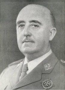 Generał Francisco Franco, Hiszpania // Hispanico.pl