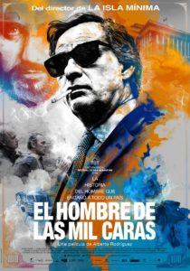 Film Człowiek o tysiącu twarzy (2016) // Hispanico.pl