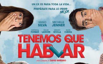 Film Musimy porozmawiać (2016) // Hispanico.pl
