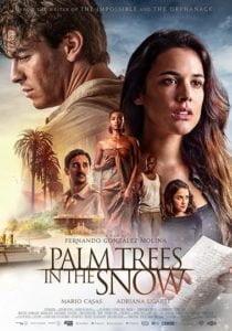 Film Palmy w śniegu (2015) // Hispanico.pl