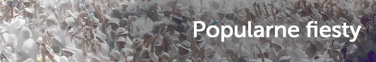 Popularne Fiesty na La Palmie