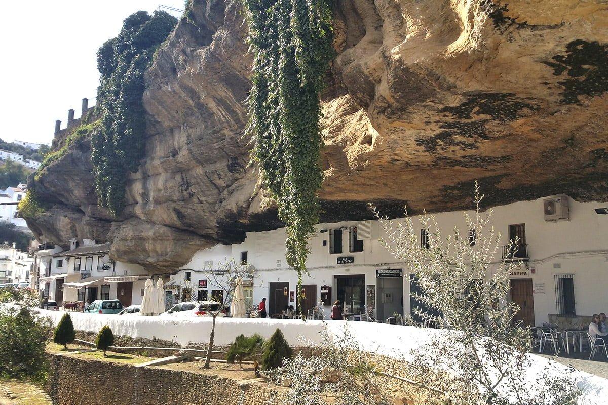 Setenil de las Bodegas, Andaluzja