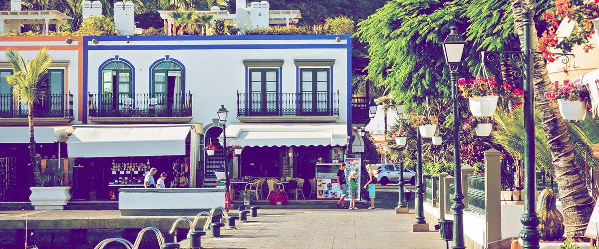 Gran Canaria - wyspa czy kontynent w miniaturze? | Wyspy Kanaryjskie // Hispanico.pl