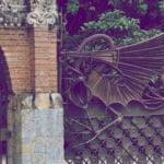 Pabellones Güell - dzieło Gaudiego w Barcelonie | Architektura, Hiszpania // Hispanico.pl