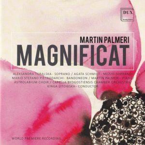 "Płyta ""Magnificat"", Martin Palmeri // Hispanico.pl"