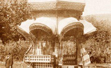 Quiosco de Comillas - nieistniejące dzieło Gaudiego | Antonio Gaudi // Hispanico.pl