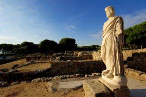 Ampurias - starożytne pozostałości po Grekach i Rzymianach w Hiszpanii // Hispanico.pl