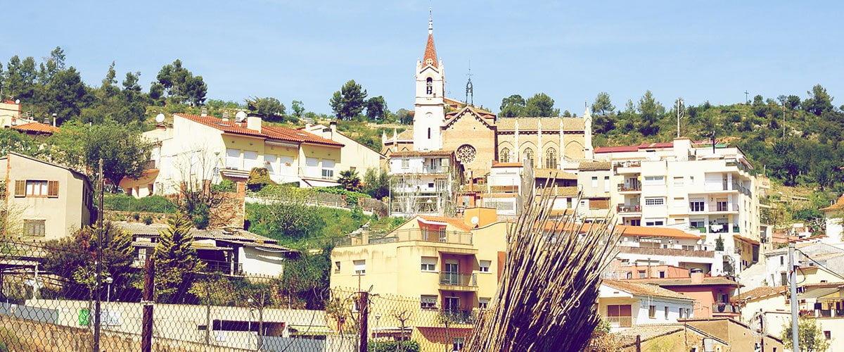 Torrelles de Llobregat - katalońskie miasteczko niedaleko Barcelony // Hispanico.pl