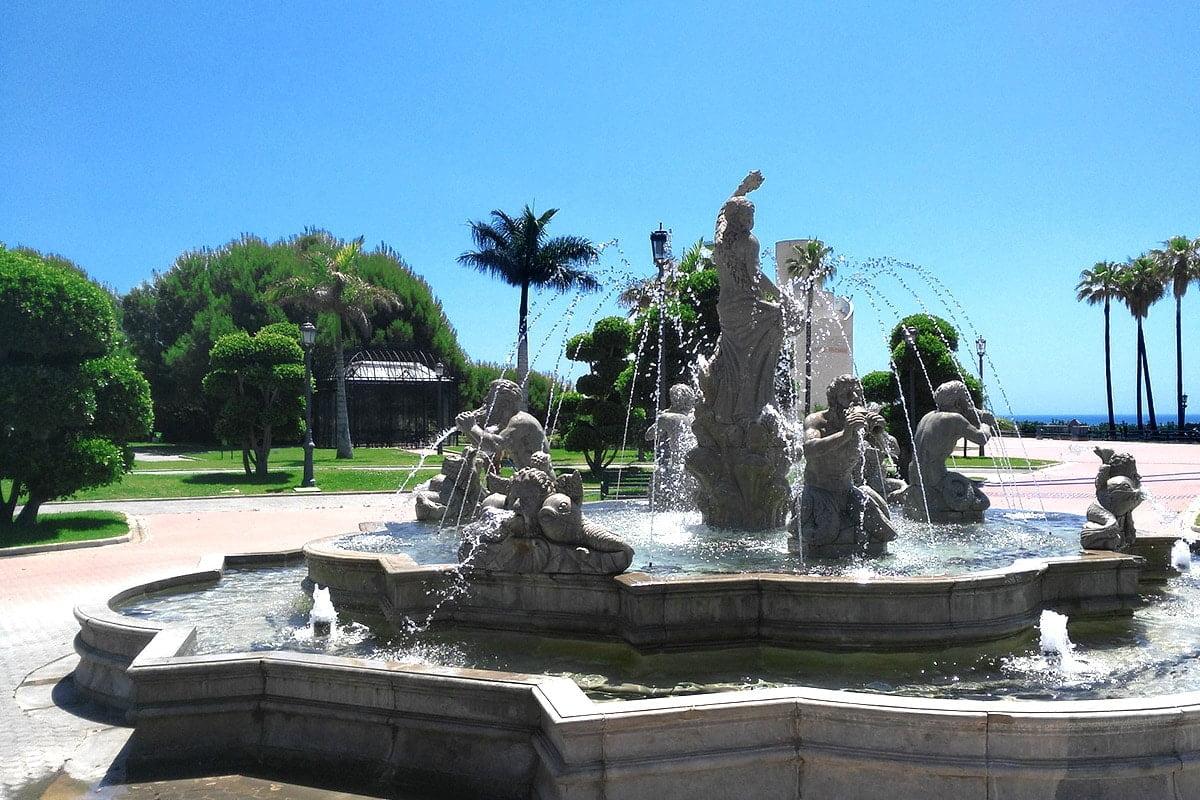 Parque de La Batería, Torremolinos
