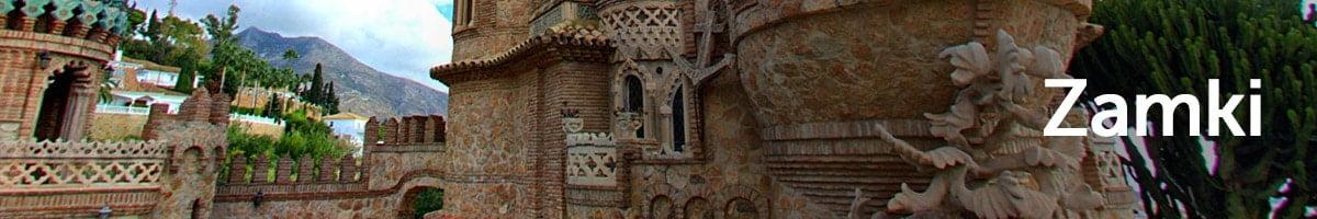 Zamki w Benalmadenie