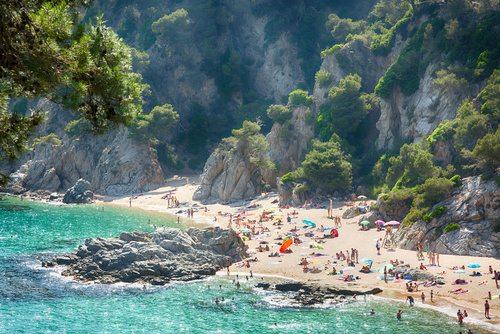 Lloret de Mar - kataloński kurort na Costa Brava (Katalonia, Hiszpania) // Hispanico.pl
