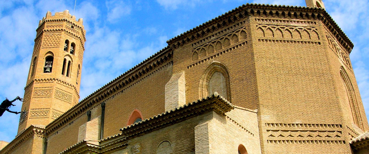 Kościół św. Marii w Tauste // Hispanico.pl