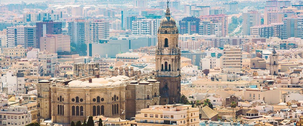 Málaga - genialne miasto położone w Andaluzji (Południowa Hiszpania) // Hispanico.pl