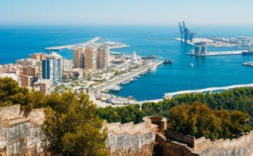 Málaga to perełka wybrzeża Costa del Sol.