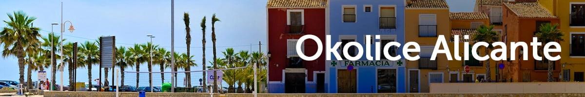 Okolice Alicante