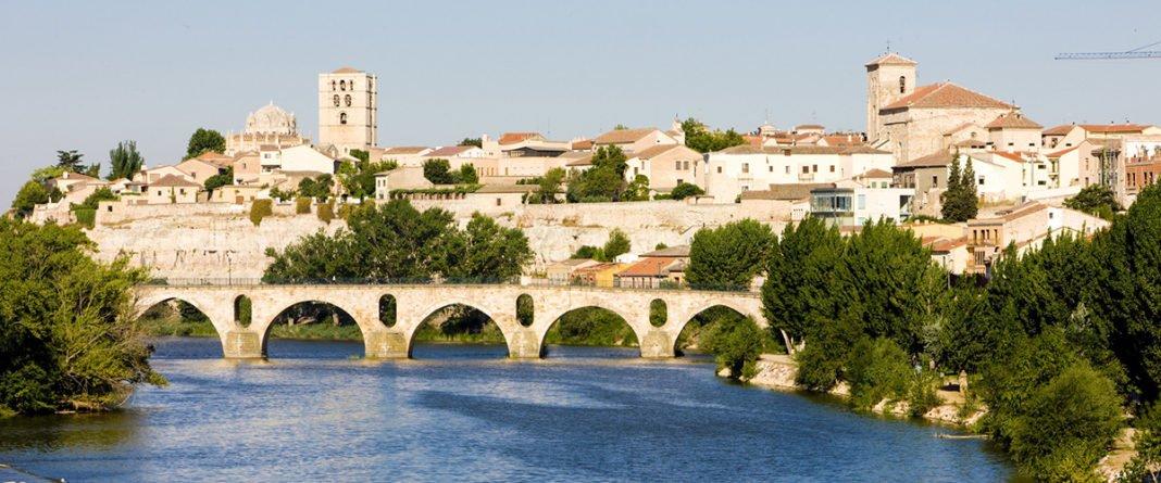 Zamora - miasto sztuki romańskiej   Hiszpania, region Kastylia i León // HIspanico.pl