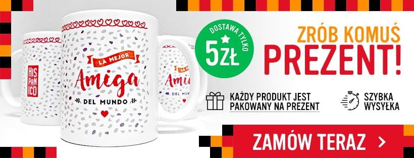 Hiszpańskie produkty dostępne na www.hispanico.pl/allegro